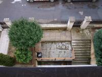 vstup z terasy - Prodej hotelu 699 m², Praha 8 - Čimice