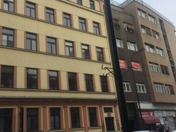 Pronájem kancelářských prostor 110 m², Praha 1 - Nové Město