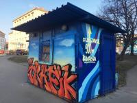 Pronájem malého objektu 7 m², Praha 3 - Žižkov