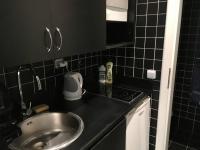 kuchyňka (Pronájem kancelářských prostor 87 m², Praha 5 - Smíchov)