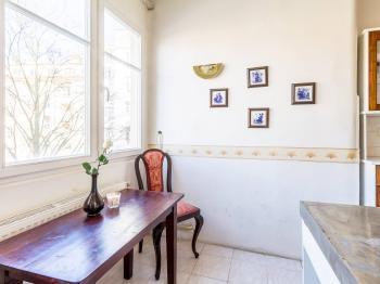 kuchyně - Prodej bytu 3+1 v osobním vlastnictví 105 m², Praha 3 - Vinohrady