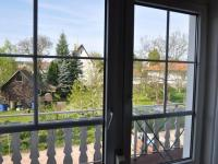 pohled z okna (Prodej domu v osobním vlastnictví 294 m², Vyžlovka)