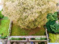 společná zahrada (Prodej bytu 6+kk v osobním vlastnictví 153 m², Praha 3 - Vinohrady)