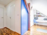 pracovna (Prodej bytu 6+kk v osobním vlastnictví 153 m², Praha 3 - Vinohrady)