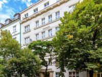 pohled na dům (Prodej bytu 6+kk v osobním vlastnictví 153 m², Praha 3 - Vinohrady)