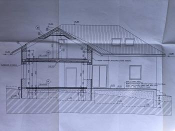 řez - Prodej domu v osobním vlastnictví 290 m², Říčany