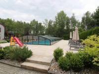 bazén - Prodej bytu 4+kk v osobním vlastnictví 114 m², Dýšina