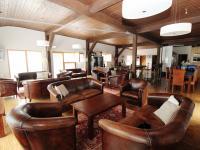 společenská místnost - Prodej bytu 4+kk v osobním vlastnictví 114 m², Dýšina