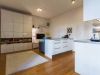 kuchyňský kout (Prodej bytu 2+kk v osobním vlastnictví 48 m², Praha 3 - Žižkov)