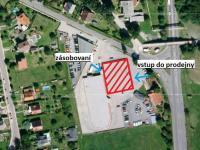 Pronájem komerčního objektu 1072 m², Sezimovo Ústí