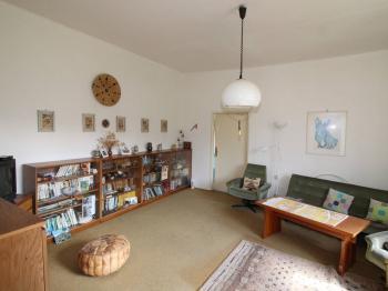 obývací pokoj - Prodej chaty / chalupy 493 m², Čimelice