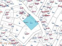 katastrální mapa - Prodej chaty / chalupy 493 m², Čimelice