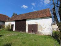 stodola s garáží a dílnou - Prodej chaty / chalupy 493 m², Čimelice