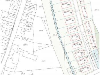 Prodej pozemku 9808 m², Vraňany