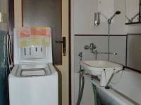 Koupelna (Prodej bytu 3+1 v osobním vlastnictví 65 m², Líně)
