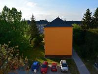 Výhled sever (Prodej bytu 3+1 v osobním vlastnictví 65 m², Líně)