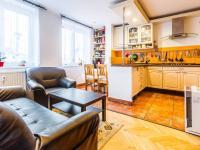 Pokoj 1c (Prodej bytu 2+kk v osobním vlastnictví 63 m², Praha 6 - Břevnov)