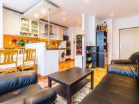 Pokoj 1a (Prodej bytu 2+kk v osobním vlastnictví 63 m², Praha 6 - Břevnov)