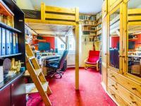 Pokoj 2b (Prodej bytu 2+kk v osobním vlastnictví 63 m², Praha 6 - Břevnov)