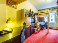 Pokoj 2a (Prodej bytu 2+kk v osobním vlastnictví 63 m², Praha 6 - Břevnov)