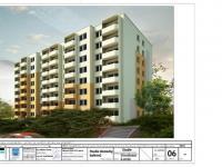 Pronájem bytu 1+kk v družstevním vlastnictví 34 m², Praha 6 - Řepy