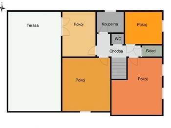 Patro - Prodej domu v osobním vlastnictví 260 m², Kozojedy