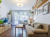 Pokoj 1d (Prodej bytu 2+kk v družstevním vlastnictví 43 m², Praha 6 - Řepy)