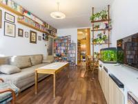 Pokoj 1b (Prodej bytu 2+kk v družstevním vlastnictví 43 m², Praha 6 - Řepy)