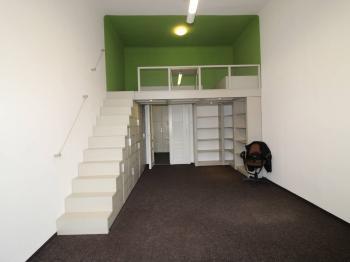 Pronájem kancelářských prostor 17 m², Praha 5 - Smíchov