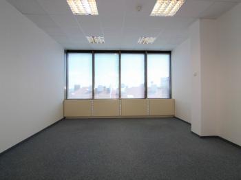 Pronájem komerčního prostoru (kanceláře) v osobním vlastnictví, 23 m2, Praha 3 - Vinohrady
