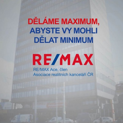 RE/MAX Ace, Praha 3 - Vinohrady