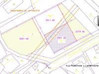 dělení pozemku je variabilní (Prodej pozemku 2951 m², Rudoltice)
