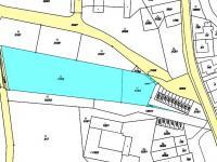 Stav dle katastru nemovitostí (Prodej pozemku 1982 m², Lanškroun)