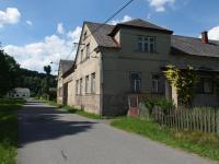 asfaltová příjezdová cesta (Prodej domu v osobním vlastnictví 363 m², Albrechtice)