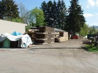 asfaltová příjezdová cesta (Prodej komerčního objektu 173 m², Červená Voda)