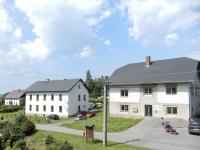pohled ze sjezdovky (Prodej bytu 1+kk 39 m², Červená Voda)