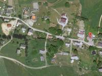 letecký snímek (Prodej bytu 1+kk 39 m², Červená Voda)