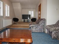 obývací pokoj (Prodej bytu 3+kk v osobním vlastnictví 70 m², Vítkovice)