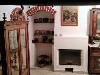 ...s krbovými kamny (Prodej chaty / chalupy 155 m², Horní Čermná)