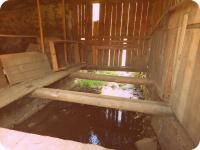 Protékající potok pod bývalým návalím (Prodej historického objektu 80 m², Včelákov)