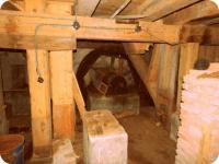 Podkolí s mlýnským kolem (Prodej historického objektu 80 m², Včelákov)