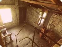 Bývalá strojovna mlýna (Prodej historického objektu 80 m², Včelákov)
