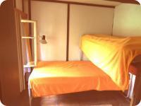 Menší ložnice na přespání (Prodej chaty / chalupy, Mistrovice)