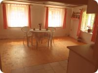 Obývací kuchyně (Prodej chaty / chalupy, Mistrovice)