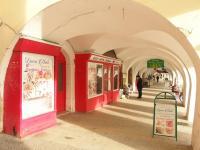 Pronájem komerčního prostoru (obchodní) v osobním vlastnictví, 81 m2, Svitavy