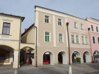 Pronájem komerčního prostoru (obchodní) v osobním vlastnictví, 13 m2, Svitavy