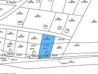 Katastrální mapa (Prodej chaty / chalupy 46 m², Albrechtice)