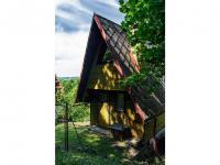 Pohled z cesty (Prodej chaty / chalupy 46 m², Albrechtice)