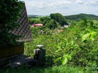 Výhled u chaty (Prodej chaty / chalupy 46 m², Albrechtice)