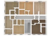 1NP (Prodej domu v osobním vlastnictví 850 m², Vítkovice)